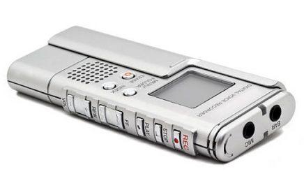 Cómo funciona una grabadora de voz digital