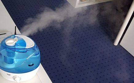 Cómo funciona un humidificador