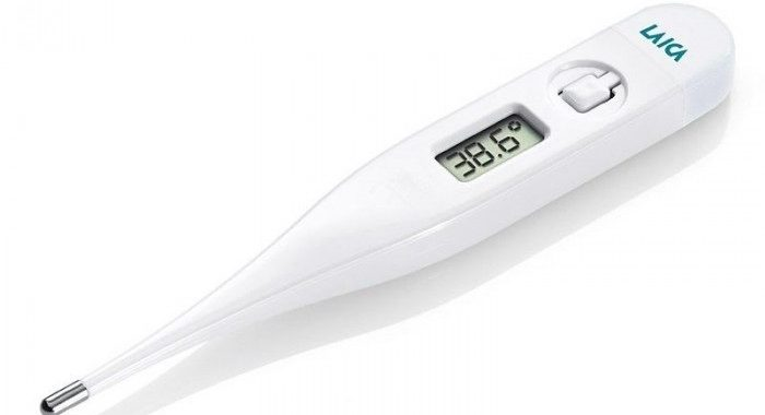 Cómo funciona un termómetro digital