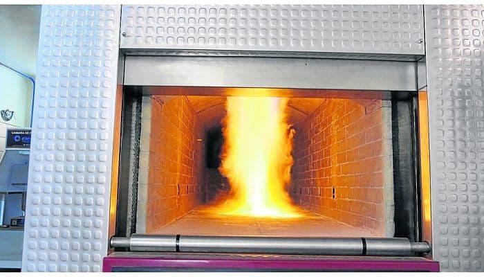 Cómo Funciona un Crematorio