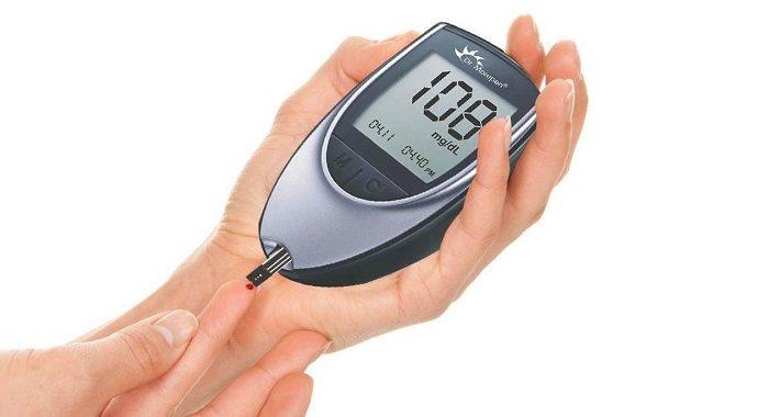 Cómo funciona un glucómetro