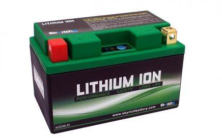 Cómo funciona una batería de litio