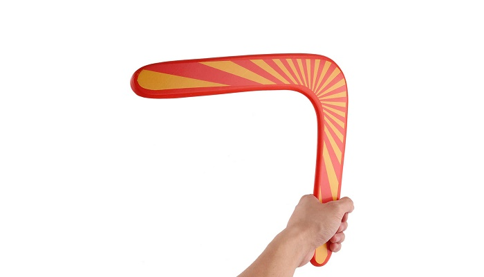 Cómo Funciona un Boomerang