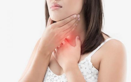 Consecuencias de la operación de tiroides
